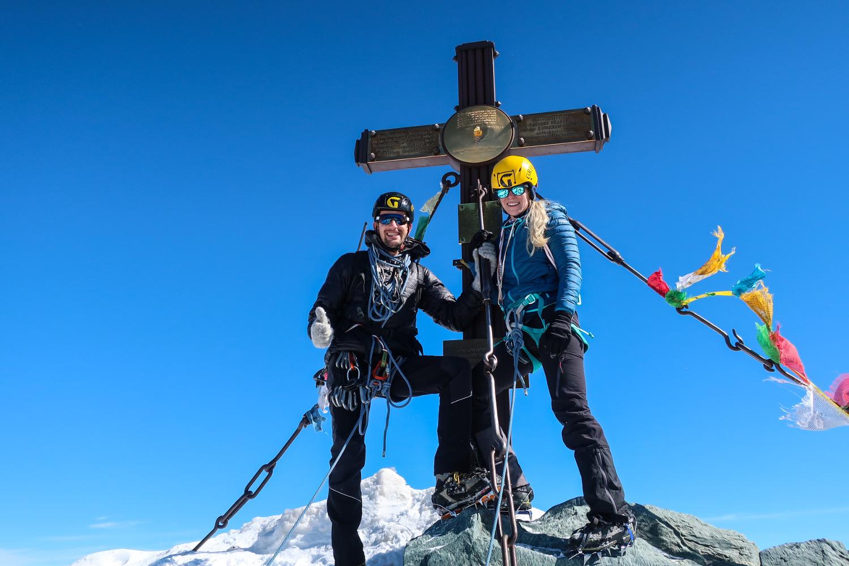Großglockner Gipfelkreuz